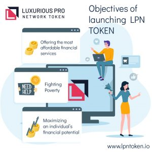 Objectives of launching LPN TOKEN