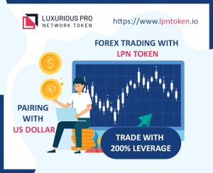 Trade in Forex With LPN TOKEN