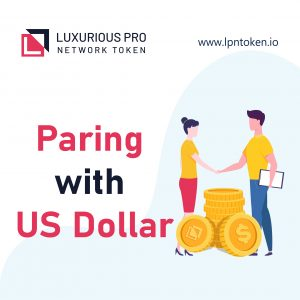 Lpntoken Worlds Second Largest Cryptocurrency Paired With US Dollar