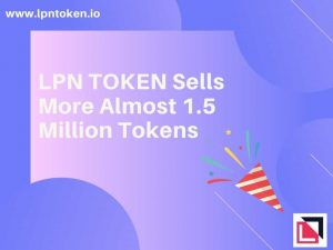 LPN TOKEN Sells More Almost 1.5 Million Tokens-min