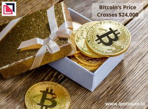 Latest News Bitcoin's Price Crosses $24,000 LPN Token