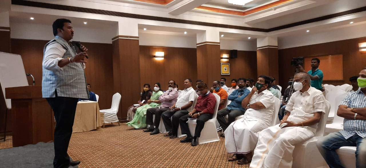 Event Organized in South India LPNT