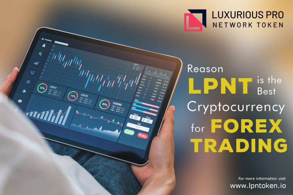 Reasons LPNT Is The Best Cryptocurrency For Forex Trading